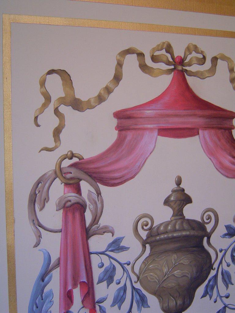 Ornementation peintres d corateurs for Peintre decorateur