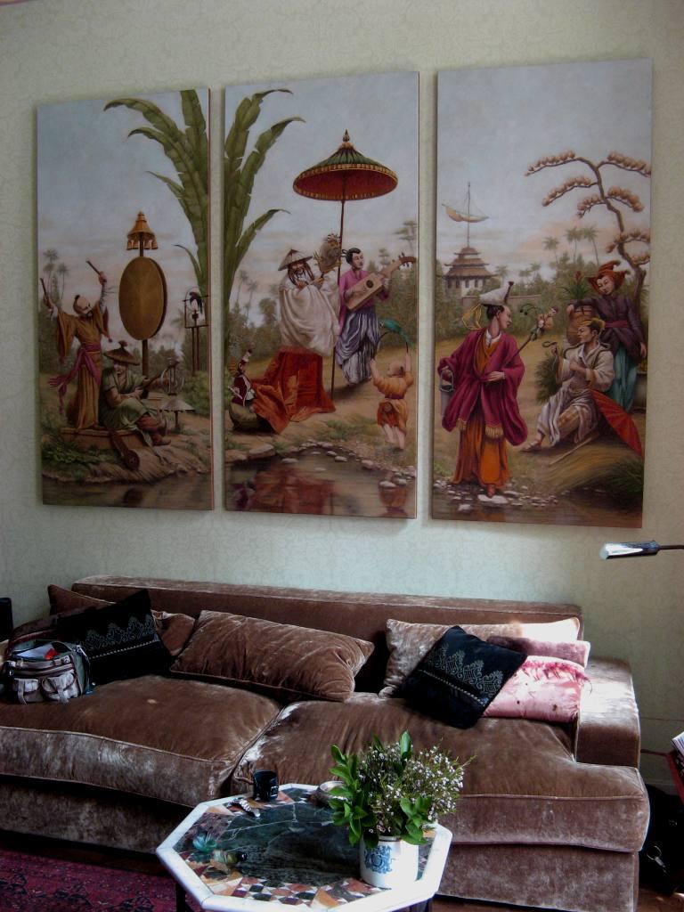 Christophe rage peintre en decors peintres d corateurs for Peintre decorateur
