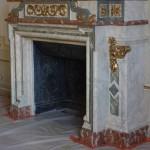 imitation marbres et dorures