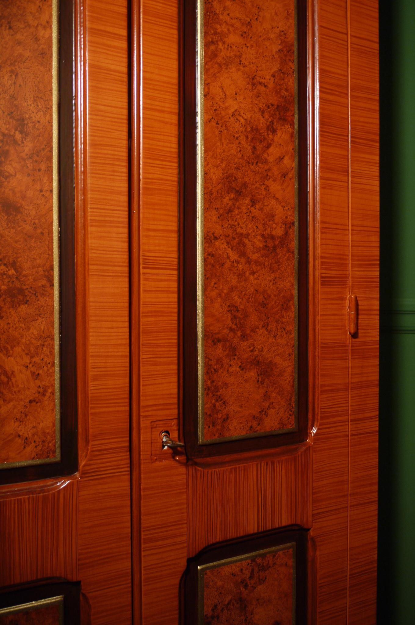 faux bois marquet s et dorure peintres d corateurspeintres d corateurs. Black Bedroom Furniture Sets. Home Design Ideas