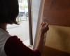 DÉCOR PEINT : démonstration de faux bois