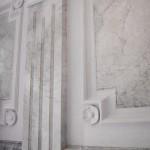 faux marbre gris