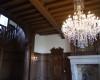 FAUX BOIS restauration d'un plafond de style néogothique