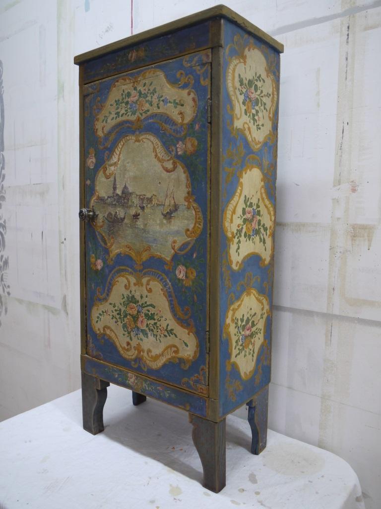 Restauration peintres d corateurs for Restauration meubles peints