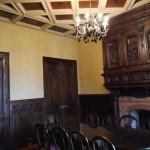 Restauration de décors peints