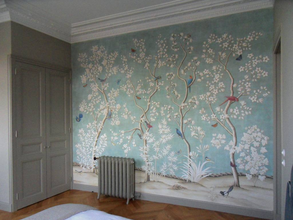 mur trompe l oeil trompe oeil sur un mur with mur trompe l oeil stunning mur des canuts. Black Bedroom Furniture Sets. Home Design Ideas