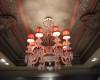 DECOR PEINT : Plafond de style baroque