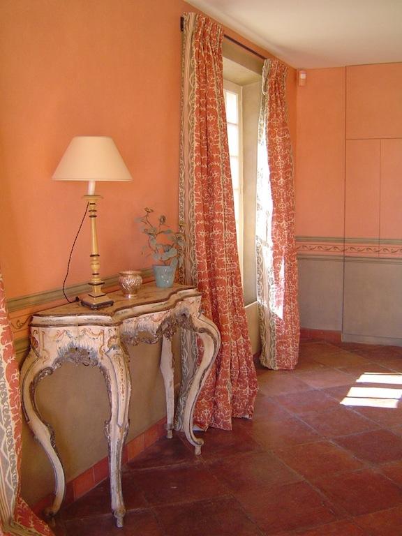 Meubles peints peintres d corateurs for Decoration fausse porte