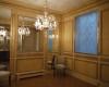 Décors peints dans un appartement à Paris