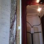 Restauration de stuc-marbre