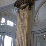 Imitation de marbre