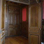 Décors peints sur portes