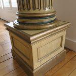Restauration meuble peint
