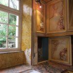 Restauration de décor peint