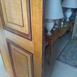 Restauration de décors de boiseries